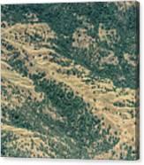 Santa Clara County Real Estate Canvas Print