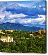 Santa Fe New Mexico Canvas Print