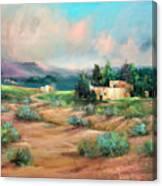 Santa Fe Pueblo Canvas Print