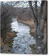Santa Fe River Canvas Print