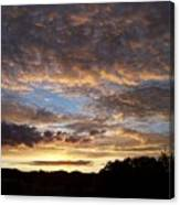 Santa Fe Sunrise  Canvas Print