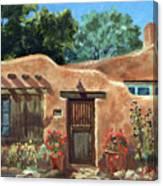 Santa Fe Traditions Canvas Print