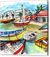 Santa Luzia 04 Canvas Print