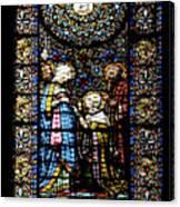 Santa Maria De Montserrat Abbey 2 Canvas Print
