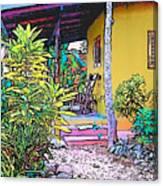 Santa Teresa Canvas Print