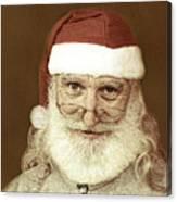 Santa's Day Off Canvas Print
