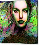 Santhia Thoughts About You Canvas Print