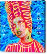 Santia True Story 980 Canvas Print