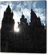 Santiago De Compostela Canvas Print