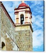 Santo Domingo Church Spire Canvas Print