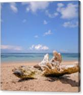 Sanur Beach - Bali Canvas Print