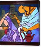 Sanyasi-ii Canvas Print