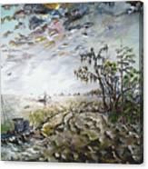 Sapelo Island Canvas Print
