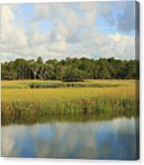 Sapelo Marsh Canvas Print