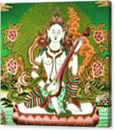 Saraswati 11 Canvas Print