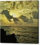 Sarjekot Sunset Point Canvas Print