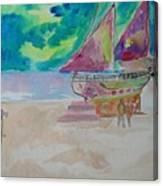 Sarpod Canvas Print