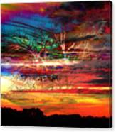 Saskatchewan 1 Canvas Print