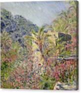 Sasso Valley Canvas Print