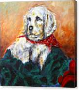 Sassy Canvas Print
