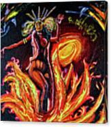 Satanico Pandemonium Canvas Print