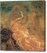 Satan's Treasures Canvas Print