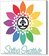 Sattva Institute Canvas Print