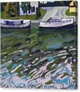 Saugeen Shores Canvas Print