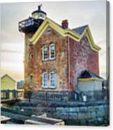 Saugerties Lighthouse Canvas Print