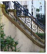 Savannah Stairs Canvas Print