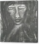 Savia Canvas Print