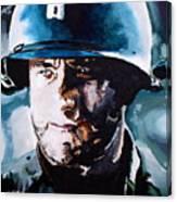 Saving Private Ryan Canvas Print