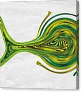Saw Fish Canvas Print