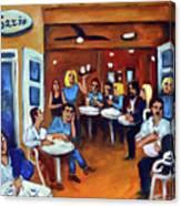 Sazio Canvas Print