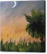 Sc Sunset  Canvas Print