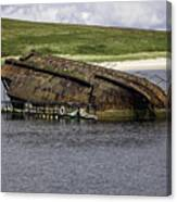 Scapa Flow Canvas Print