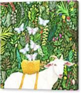 Scapegoat Healing Canvas Print