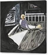 Scary Dreams Canvas Print