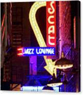 Scatt Jazz Lounge 030318 Canvas Print