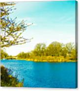 Scenic Branch Brook Park Canvas Print