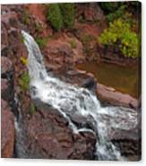 Scenic Gooseberry Falls Canvas Print