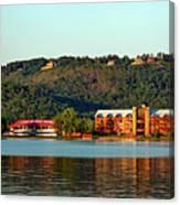 Scenic Lake Guntersville Canvas Print