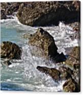 Scenic Sea Canvas Print