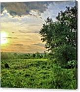 Scenic Sunday 2 Canvas Print