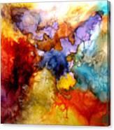 Scents Of Joy Canvas Print