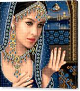 Scheherazade Canvas Print