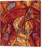 Scherzo Canvas Print