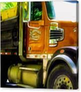 Schoenecker Trucking Canvas Print
