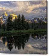 Schwabacher Landing 10 Canvas Print