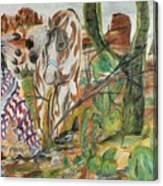 Scorpian Ridge Canvas Print